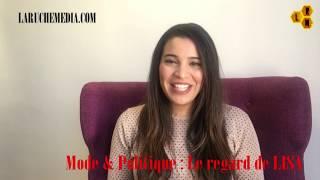 Marlène Schiappa : son look, sa parole, ses méthodes vus par Lisa Omara/CorioLink/laruchemedia.com
