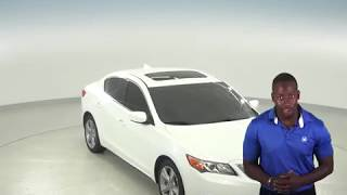 A96769GT - Used, 2013, Acura ILX, White, Sedan, Test Drive, Review, For Sale -