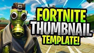 NEW UNRELEASED FORTNITE SKINS THUMBNAIL TEMPLATE! - (New LEAKED Fortnite Skins Thumbnail PSD)