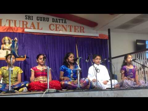 Bhavani Shankari Parvati - by Hitha and team