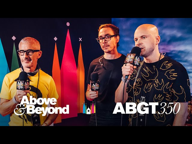 Above & Beyond: Group Therapy 350 Prague   Aftermovie #ABGT350