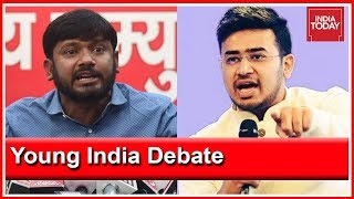 Kanhaiya Kumar Vs Tejasvi Surya | What Does Young India Want: Nationalism Or Jobs?