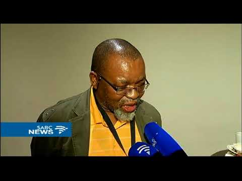 Mantashe calls for unity at the WC's Provincial General Council meeting