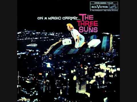 The Three Suns - On a magic carpet (1960) Full vinyl LP