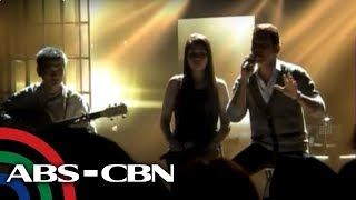 ASAP: Blind woman in viral video performs with Gary Valenciano