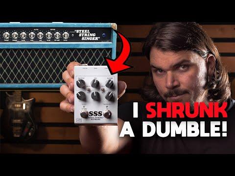 "JM's ""Continuum"" Dumble Sound!"