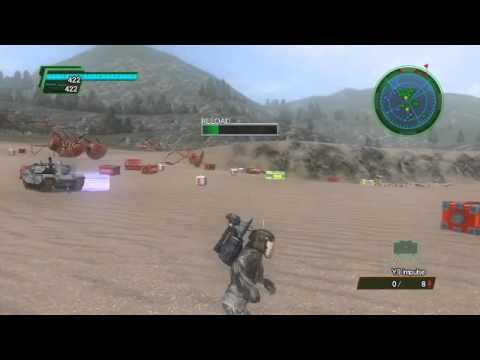 EDF 2025 Weapon Showcase #1 ~Air Raider
