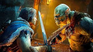 SHADOW OF WAR - 30 Minutes of AWESOME Gameplay Part 1 (PS4 Xbox One PC) 2017