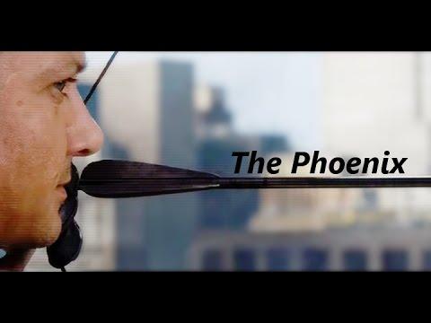The Phoenix ~ Clint Barton (Hawkeye)