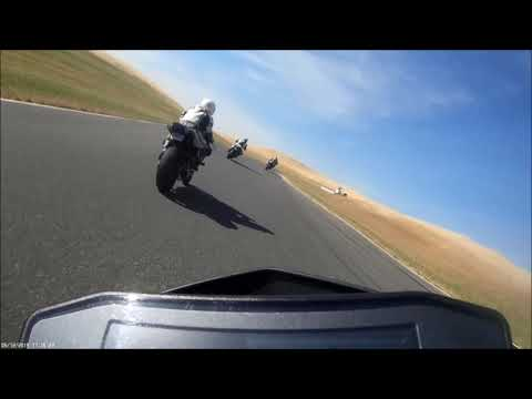 Thunderhill West Track Day Final Session 05 12 19