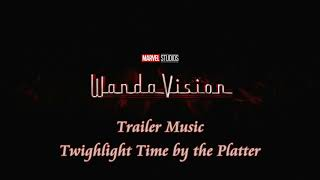 WandaVision Official Trailer Song | Twilight Time by the Platters