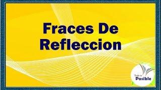 Imagenes Con Fraces De Refleccion Y Palabras Con Mensajes Cortas De Amor