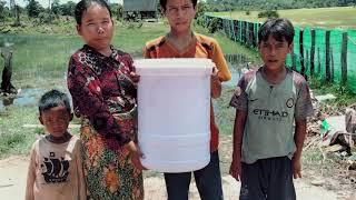 Waterfilters Cambodja mei 2021