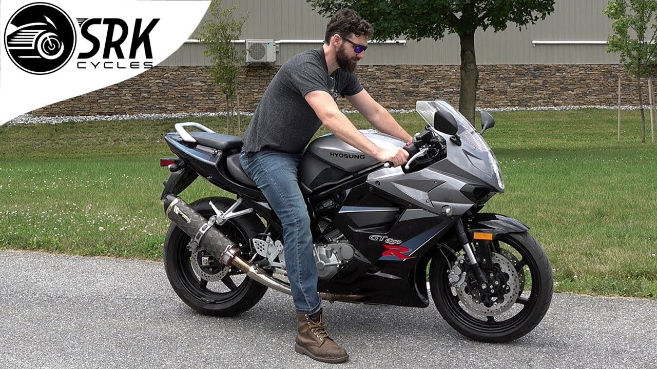 Would you buy a Hyosung if it was $2300? for a 650cc