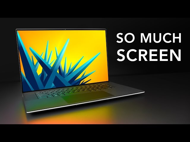 The NEW XPS 17 and XPS 15!