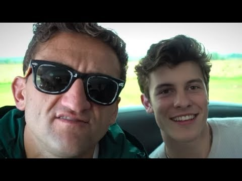 Casey Neistat Drops FIRST Trailer For Shawn Mendes Tour Documentary