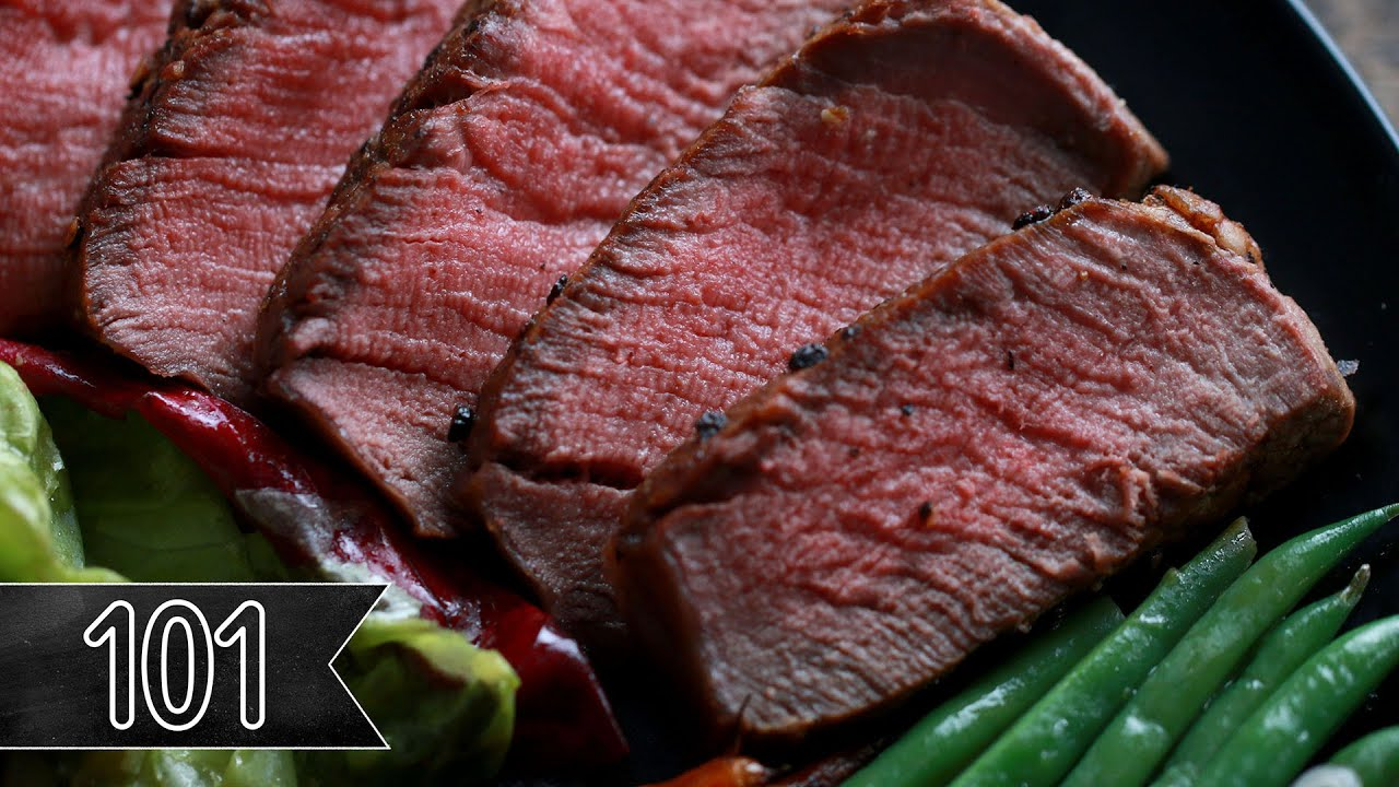 How To Cook Filet Mignon Perfectly Youtube