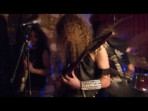 Hexecutor - Soldiers of Darkness (Live at Le Zinc, Poitiers, 11/11/2017)