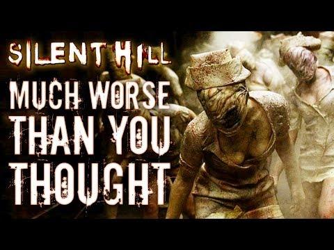 Fridge Logic: Silent Hill Movies (Part 1)