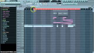 R3hab ft. Trevor Guthrie - Soundwave (VINAI Remix) CORIDDI FREE FLP REMAKE + SAMPLES
