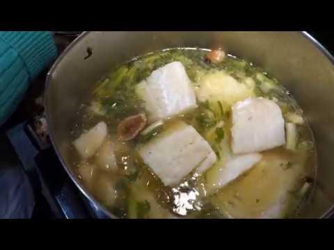 Italian Grandma Makes Baccala Soup - Christmas Eve Fish Soup