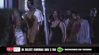 Me and My Mates vs the Zombie Apocalypse in Cinemas via Tugg.com.au