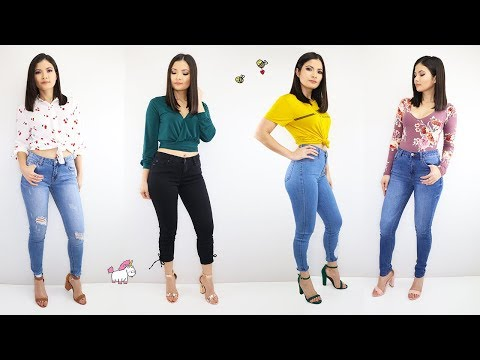 9cd842b7a8 Descargar 5 Outfits Casuales Con Jeans Ideas Para Combinar Pantalones Bessy  Dressy MP3 Gratis - MP3XD 2019