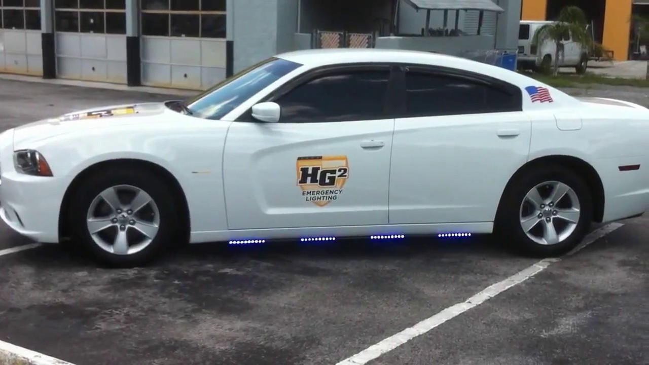 HG2 Emergency Lighting 2012 Dodge Charger Lighting Package YouTube