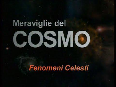 DOC - Meraviglie del cosmo: fenomeni celesti.