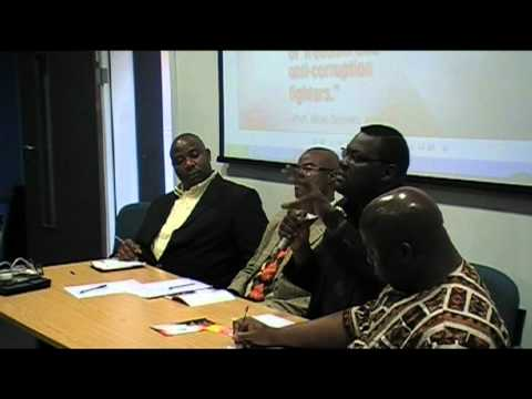 New Directions in Fighting Corruption in Nigeria: 15th Annual Wole Soyinka Lecture