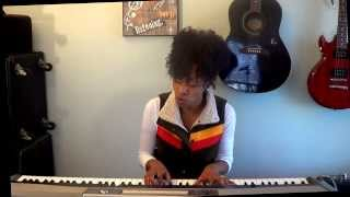 Kierra Sheard-Indescribable(Cover)
