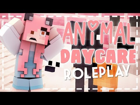 Minecraft Roleplay | Animal Daycare: A Doggie Disaster! ♥05 | Mousie