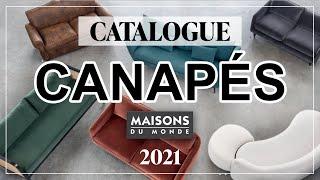 Test Avis Canape D Angle 7 Places Loft De Maisons Du Monde