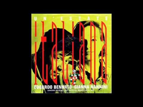 Un Estate Italiana - EDoARDo BeNNato & GiaNNa NaNNini /lyrics italian+English
