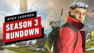 Apex Legends: Season 3 - Everything You Need to Know