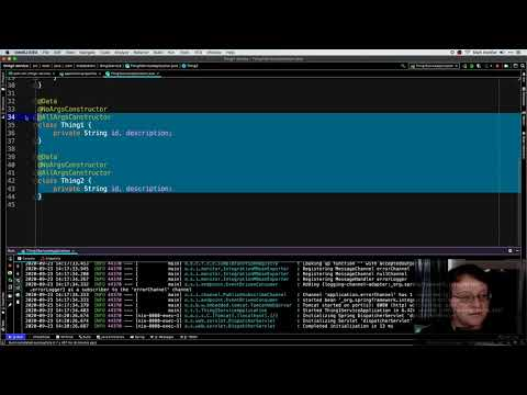 Tanzu.TV Code - A Live Coding Adventure in Interservice Comms with Mark Heckler