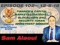 Finance, Capital Markets Strategist,  Blockchain, Security Token Investment Banker, Investor
