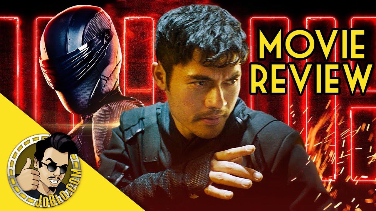 'Snake Eyes: G.I. Joe Origins' Review: Exit the Ninja