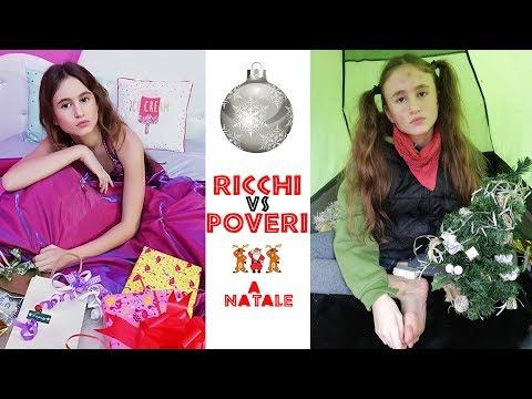 RICCHI vs POVERI A NATALE - by Charlotte M.