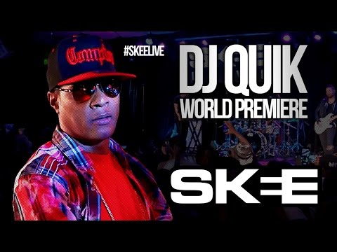 "DJ Quik Premieres New Single ""That N****z Crazy"" on SKEE Live"