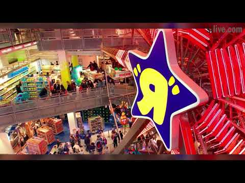 Toys R Us Announces 180 Store Clousures