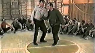 РРБ РБИ Русский стиль спецназ ГРУ Лавров 1996 Ч6 захваты