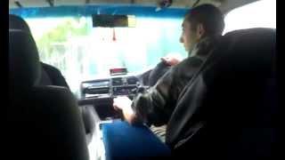 Mazda Bongo ч.1 - Как заменить передний рычаг