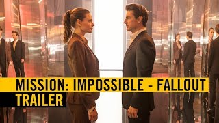 Mission: Impossible - Fallout - Trailer [Nederlands ondertiteld]