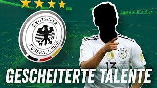 Sie waren mal besser als Özil, Boateng und Hummels! Deutschlands gescheiterte Supertalente!