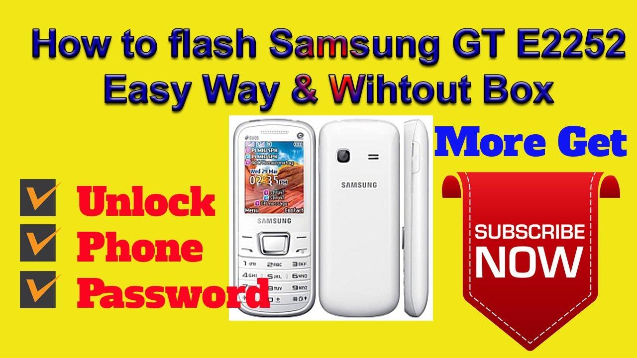 Flash and unlock phones