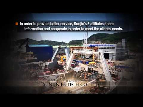 Sunjin Group (Korean Total Ship repair company)