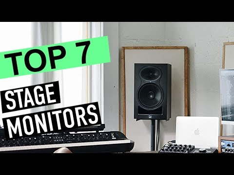 BEST STAGE MONITORS ! (2020)