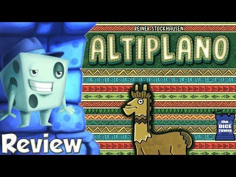 Altiplano Review - with Tom Vasel