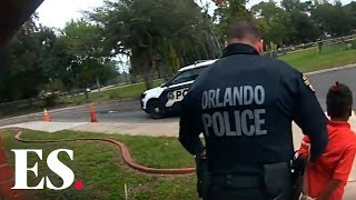 Shocking bodycam footage shows Orlando police officer arresting a 6-year-old girl
